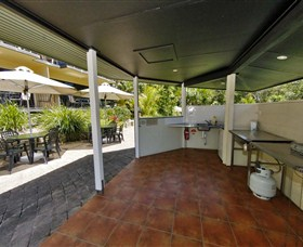 Anchorage Beachfront Island Resort - Australia Accommodation