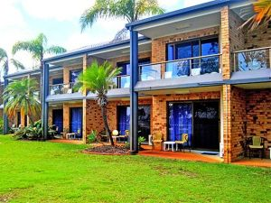 Bribie Waterways Motel - Australia Accommodation