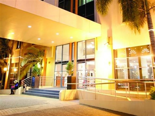 Diana Plaza Hotel - Australia Accommodation