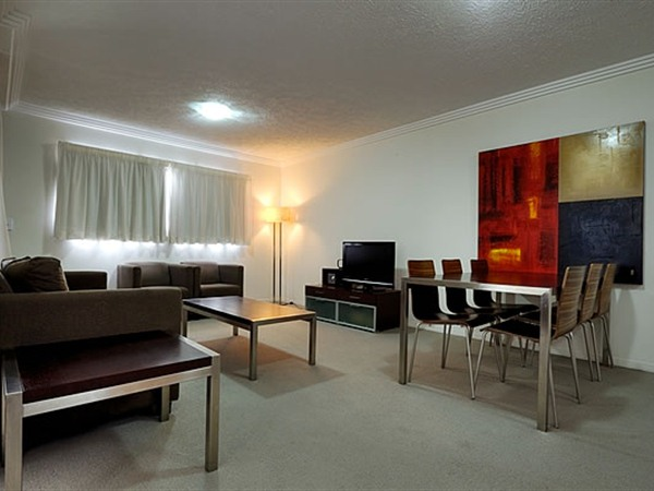 Gabba Central Apartments - Australia Accommodation