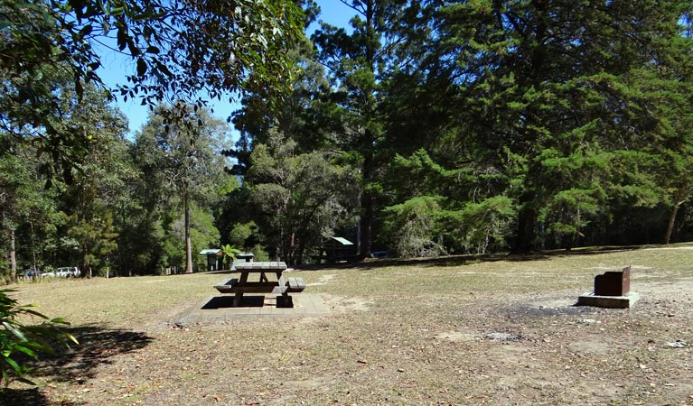 Cutters Camp campground - Australia Accommodation