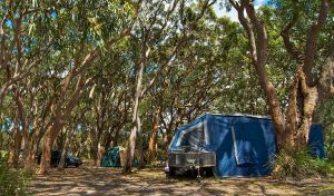Stewart and Lloyds campground - Australia Accommodation