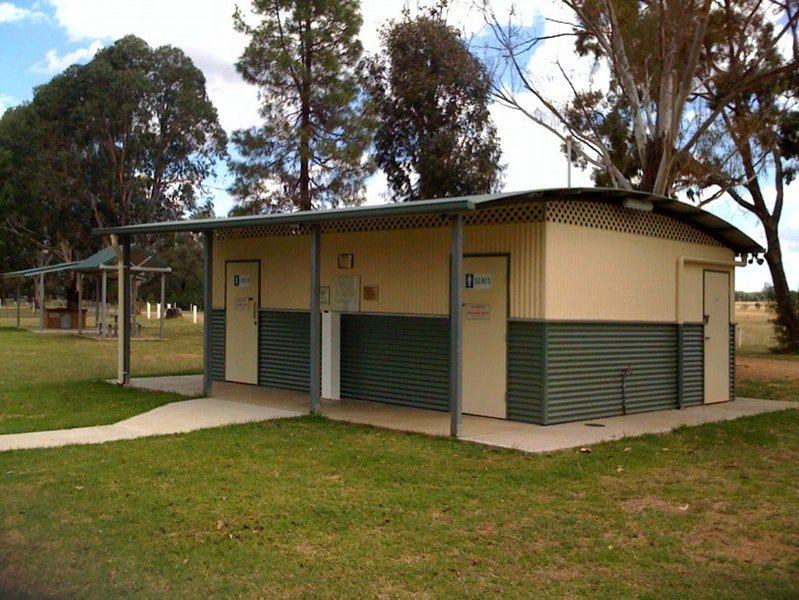 Pumphouse Camping Ground