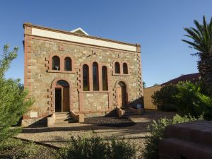 Broken Hill Outback Church Stay