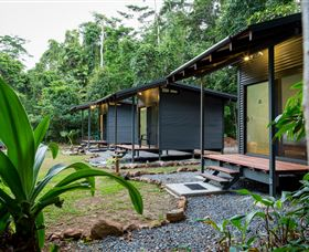 Jungle Lodge - Australia Accommodation