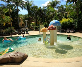 Ashmore Palms Holiday Village - Australia Accommodation