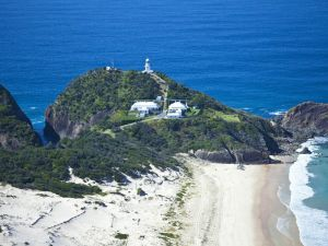 Sugarloaf Point Lighthouse Accommodation