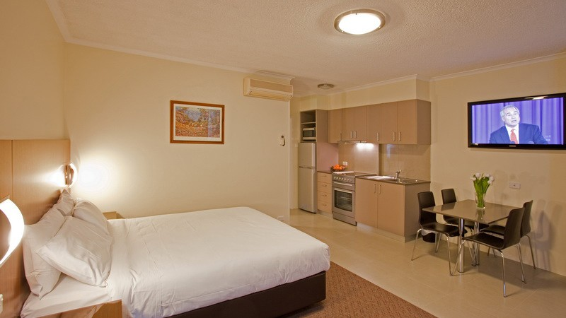 Best Western Central Motel and Apartments - Australia Accommodation