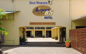 BEST WESTERN Airport 85 Motel - Australia Accommodation
