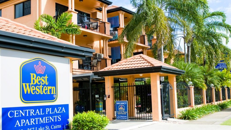 Central Plaza Apartments Cairns - Australia Accommodation