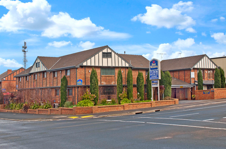 BEST WESTERN Tudor Motor Inn - Australia Accommodation