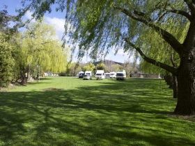 New Norfolk Caravan Park - Australia Accommodation