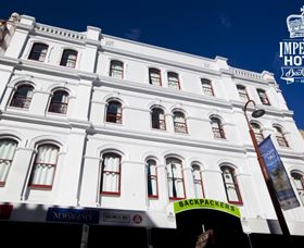 Backpackers Imperial Hotel - Australia Accommodation