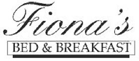 Fiona's Bed and Breakfast