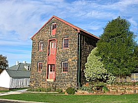Bluestone Grain Store BB - Australia Accommodation