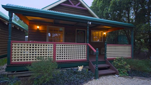 Trawool Cottages  Farmstay - Australia Accommodation