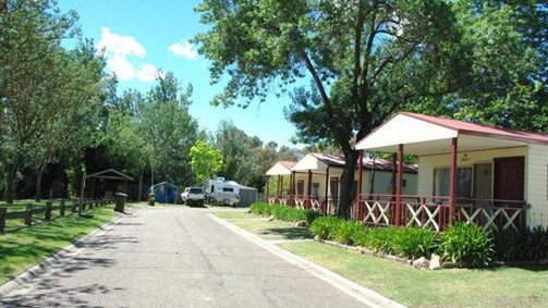 Bairnsdale Riverside Holiday Park - Australia Accommodation