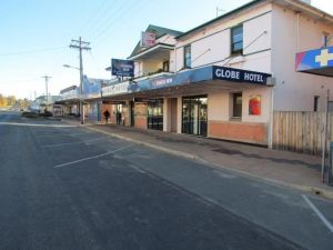 Globe Hotel Bombala - Australia Accommodation
