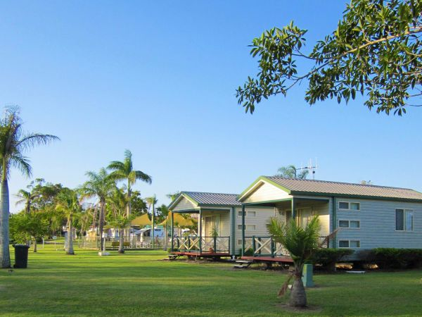 Maryborough Caravan and Tourist Park - Australia Accommodation