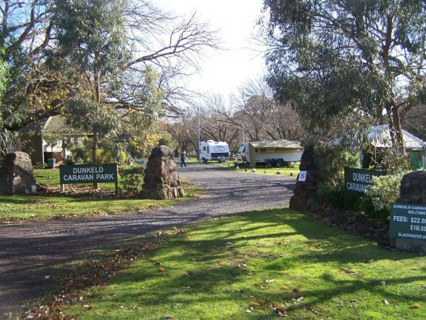 Dunkeld Caravan Park - Australia Accommodation