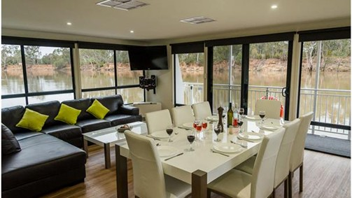 Moama on Murray Houseboats - Australia Accommodation