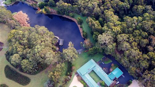 Cave Hill Creek - Australia Accommodation