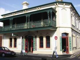 Adelaide's Shakespeare Backpackers International Hostel - Australia Accommodation