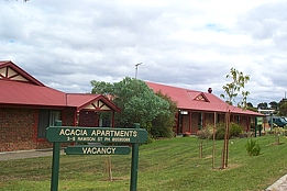 Acacia Apartments - Australia Accommodation