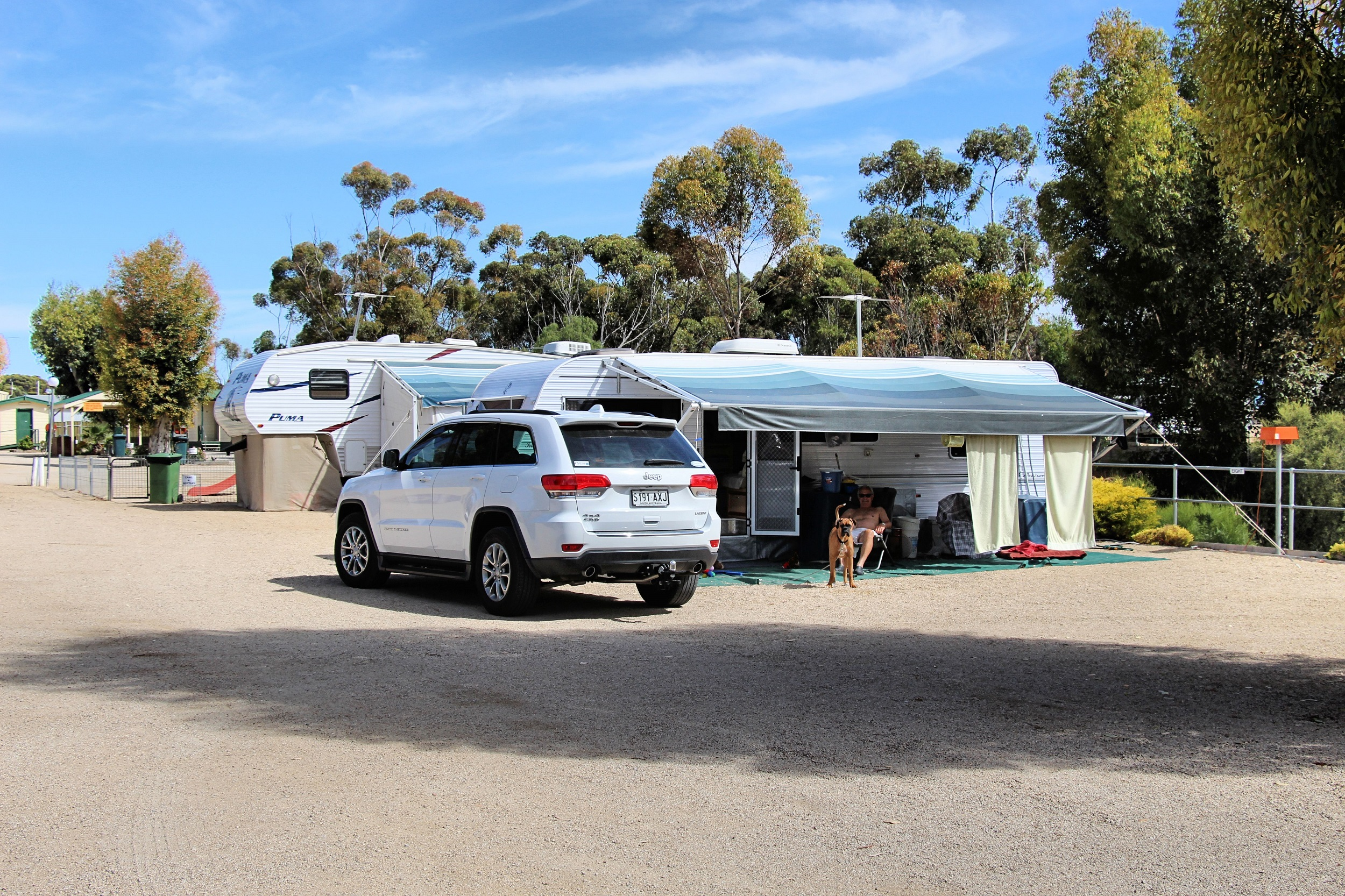 Ardrossan Caravan Park - Australia Accommodation