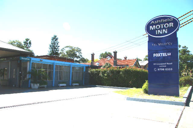 Ashfield Motor Inn