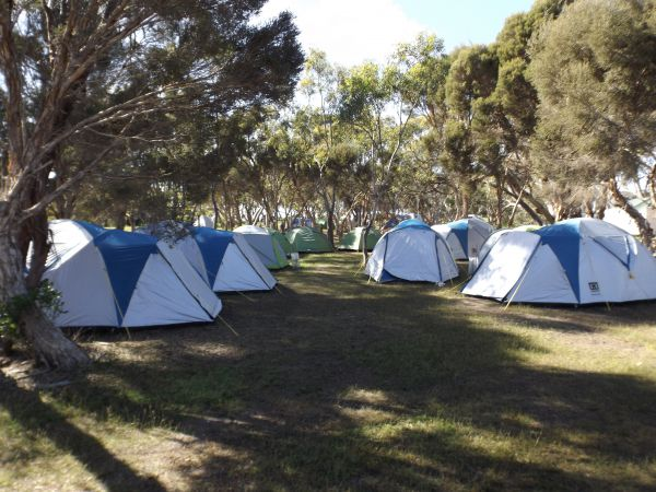 Discovery Lagoon Camping Grounds - Australia Accommodation