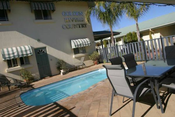 Barham Golden Rivers Holiday Apartments - Australia Accommodation