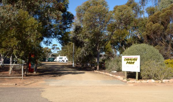 Carrieton Caravan Park - Australia Accommodation