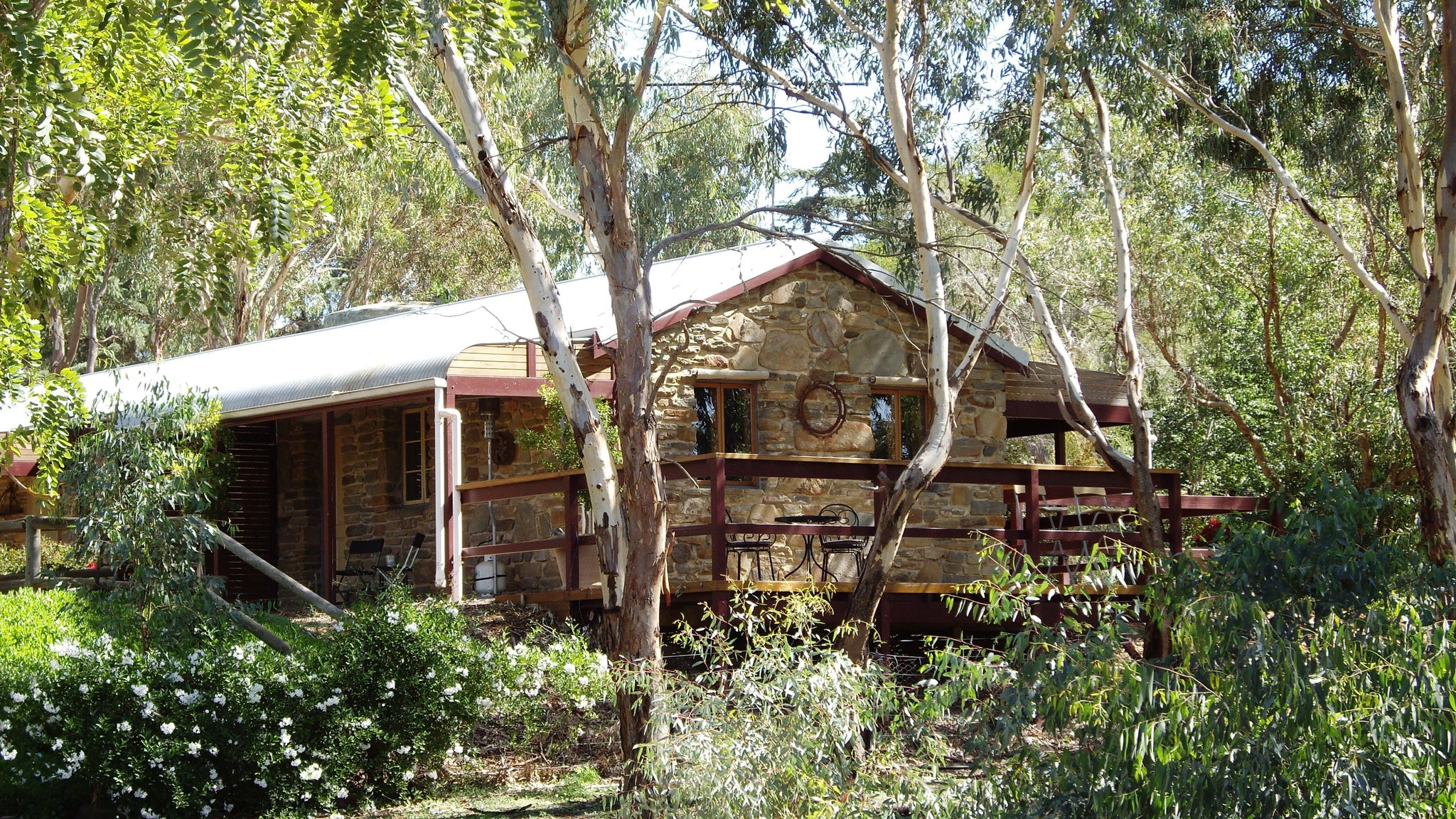 1860 Wine Country Cottages - Australia Accommodation