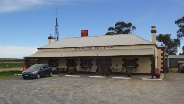 Wildongoleechie Hotel - Australia Accommodation