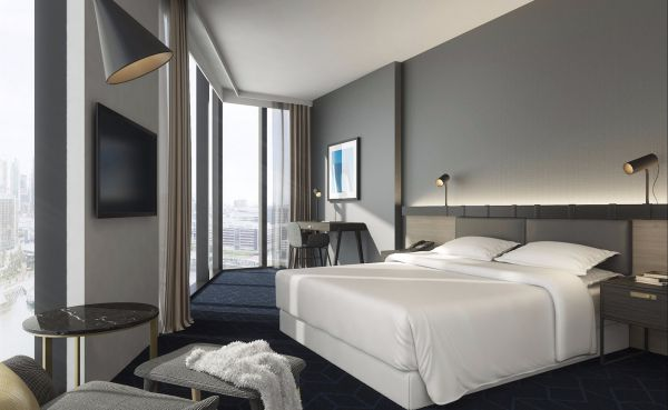 Four Points by Sheraton Melbourne Docklands - Australia Accommodation