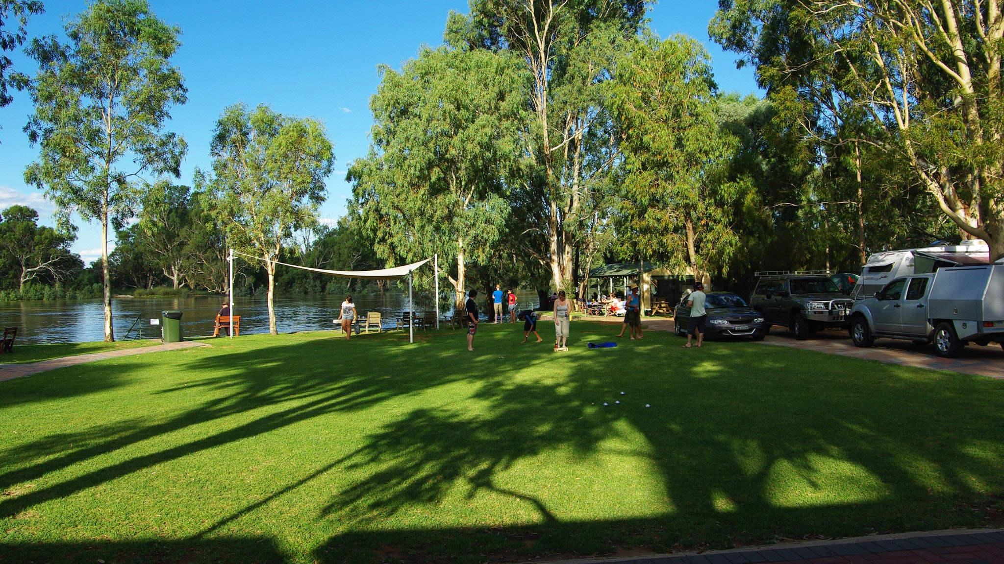 Big4 Blanchetown Riverside Holiday Park - Australia Accommodation