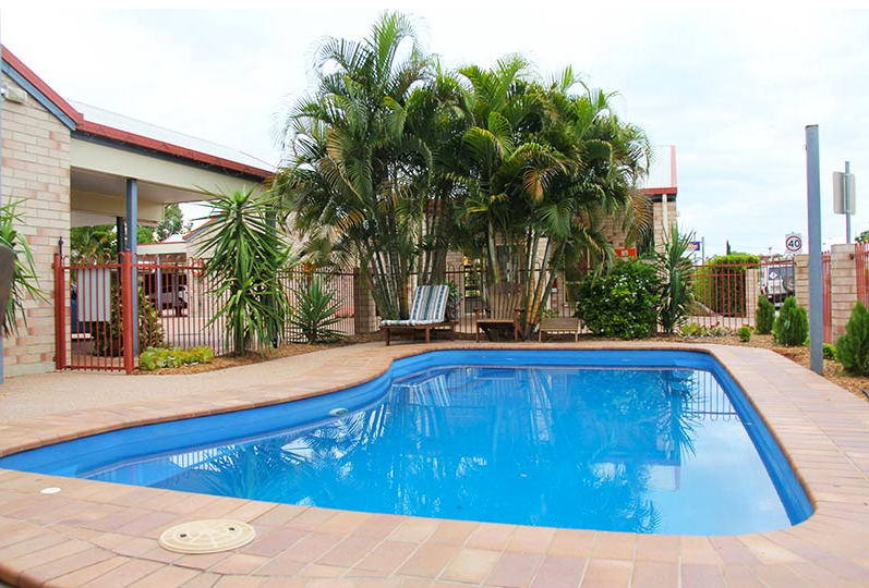 Comfort Inn Midlander Emerald - Australia Accommodation