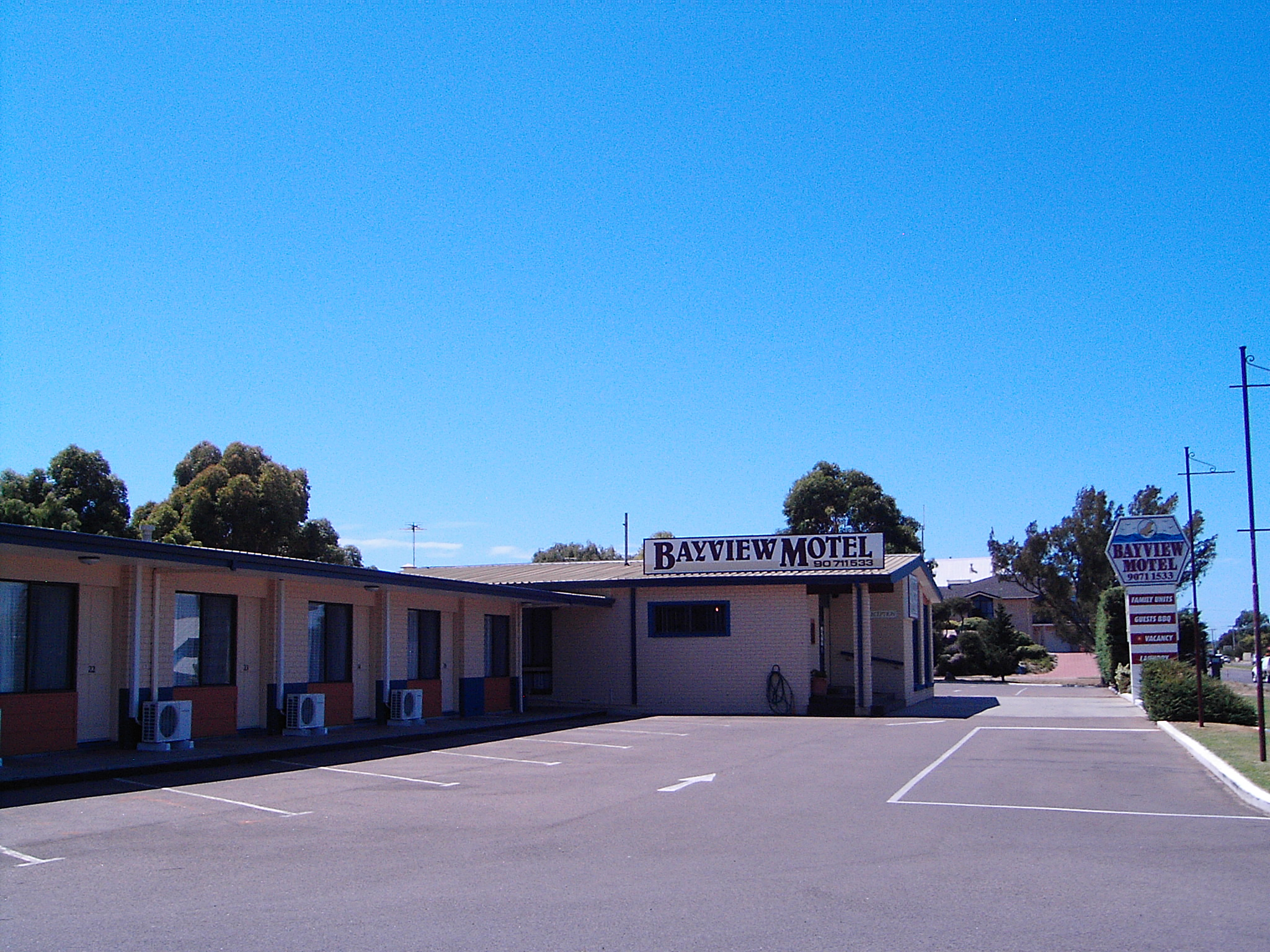 Bayview Motel Esperance - Australia Accommodation
