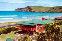 Cape Bridgewater Sea View Lodge - Australia Accommodation