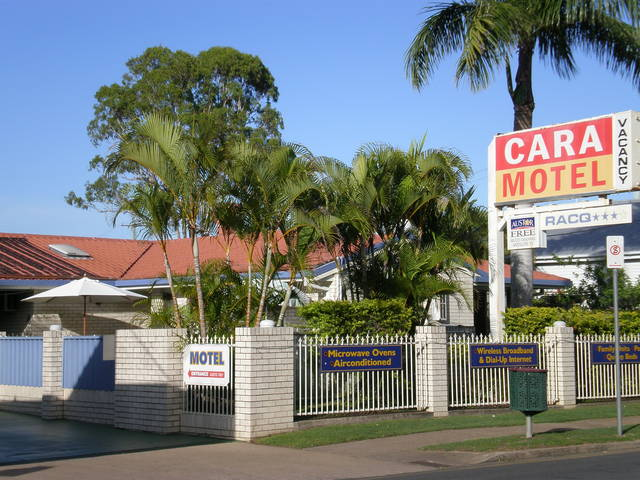 Cara Motel - Australia Accommodation