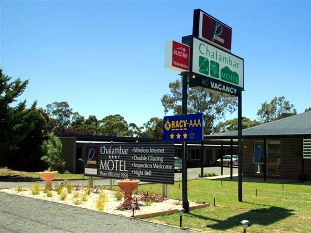 Chalambar Motel - Australia Accommodation