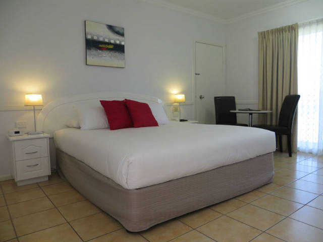 Charters Towers Heritage Lodge Motel - Australia Accommodation