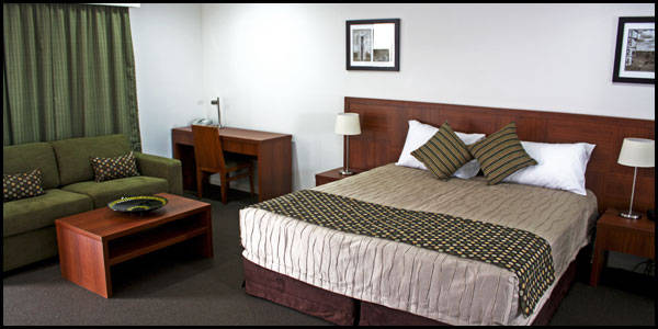 Chinchilla Downtown Motor Inn - Australia Accommodation