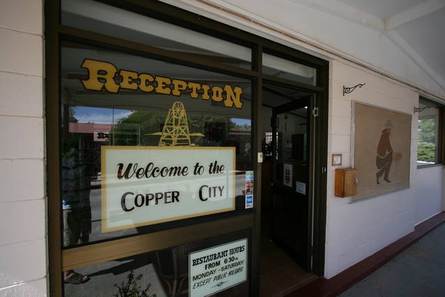 Copper City Motel - Australia Accommodation