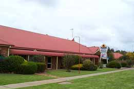 Quality Inn Parkes International - Australia Accommodation