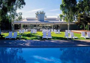 Desert Gardens Hotel - Australia Accommodation