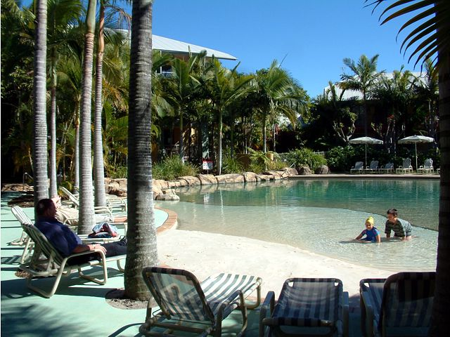 Diamond Sands Resort - Australia Accommodation