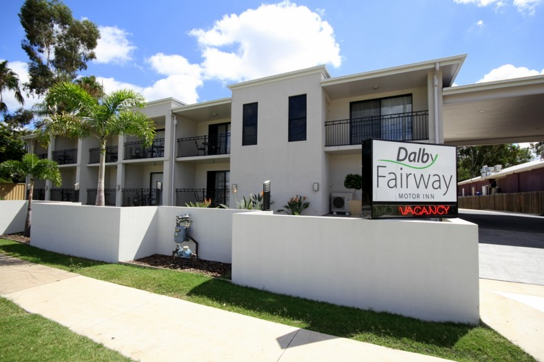 Dalby Fairway Motor Inn