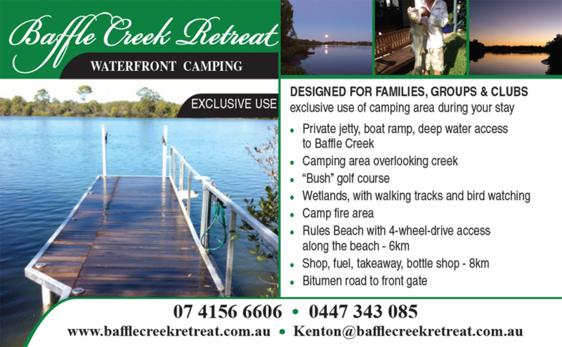 Baffle Creek Retreat - Australia Accommodation